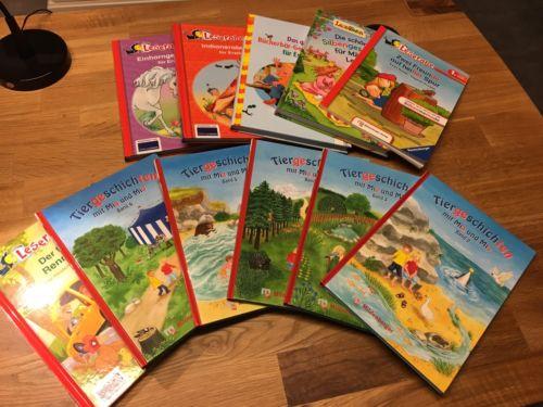 Bücherpaket Erstleser, 11 Bücher