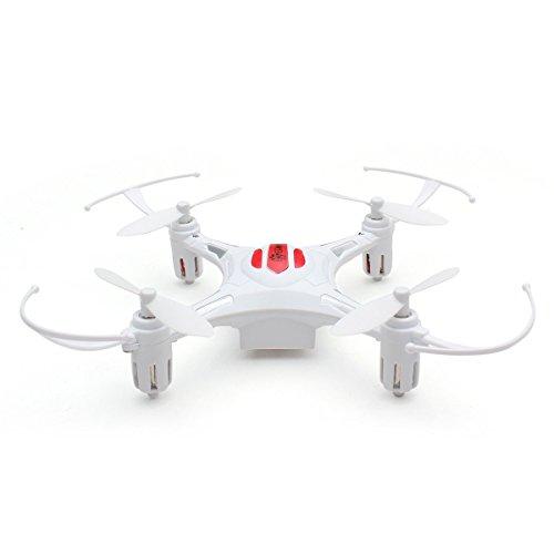 Eachine H8 Mini Quadcopter Remote Control Nano Quadrocopter Drohne 2.4G 4CH 6 Axis Modus 2 RTF Weiß