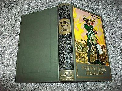 Karl May  Verlag - Bd. 56 - Der Weg nach Waterloo