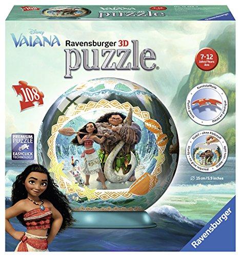 Ravensburger 12266 - Disney Vaiana 3D-Puzzle