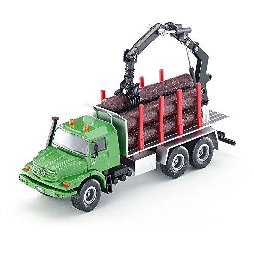 Siku 2714 - Holz-Transport-LKW