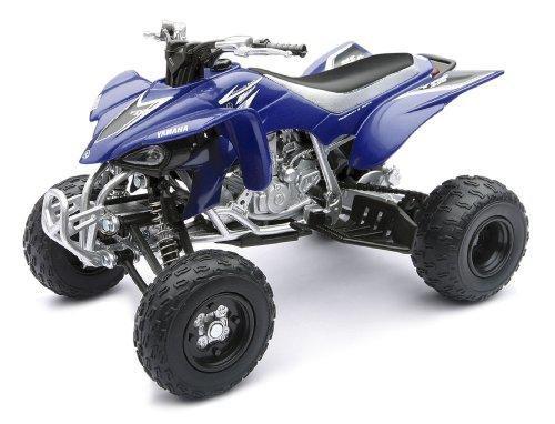 MINIATUR 1:12 Modell Quad Yamaha - blau