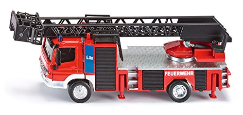 Siku 2106 - Feuerwehrdrehleiter