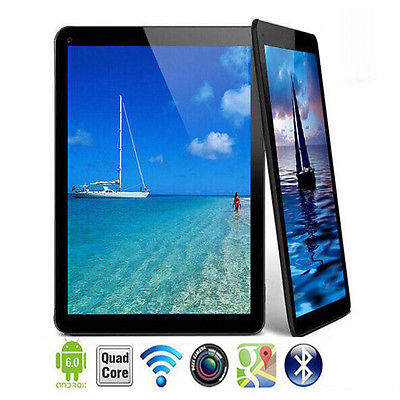 Neu 10.1 ZOLL HD TABLET PC ANDROID 6.0 QUAD CORE 8GB Dual Camera 3G WIFI GPS