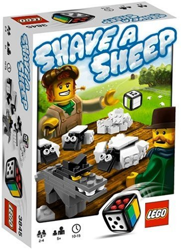 LEGO Spiele 3845 - Shave a Sheep
