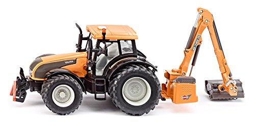 SIKU 3659 - Traktor mit Kuhn Böschungsmähwerk