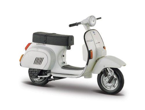 Vespa PK 125 Automatica (1984) weiß, Maisto Motorrad Roller Modell 1:18