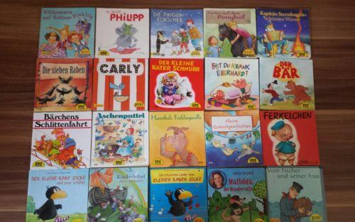 Pixi Bücher Sammlung 47 Stück