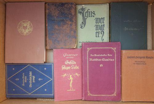 70 christliche Bücher, riesige Sammlung, Kirche, Testament, Bibel, Christentum#1