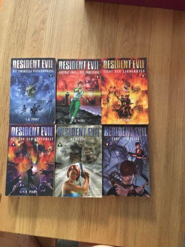 Bücher Resident Evil