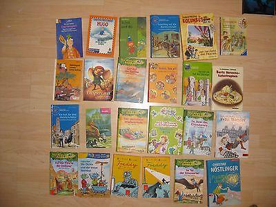 24 Kinder-Bücher, div. Verlage, Hardcover und TB