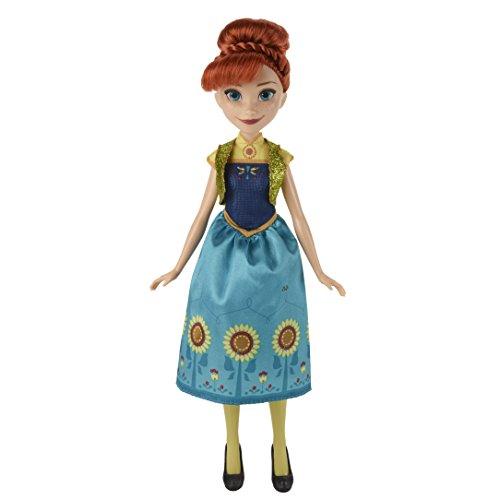 Hasbro Disney Die Eiskönigin B5166ES2 - Disney Die Eiskönigin Party-Fieber Anna, Puppe