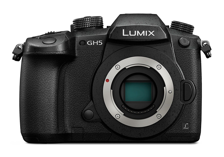 Panasonic Lumix DC-GH5EG-K Systemkamera - NEU