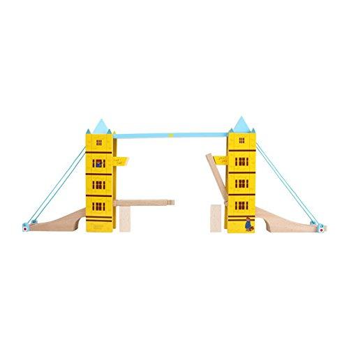 Small Foot Company 5999 - Tower Bridge Spielset - Paddington Bär