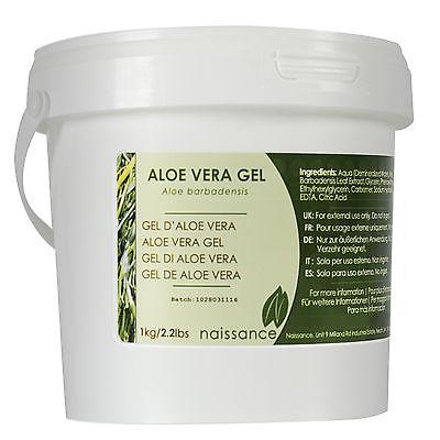 Naissance Aloe Vera Gel - 1kg
