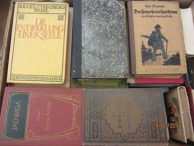 60 Bücher antiquarische Bücher