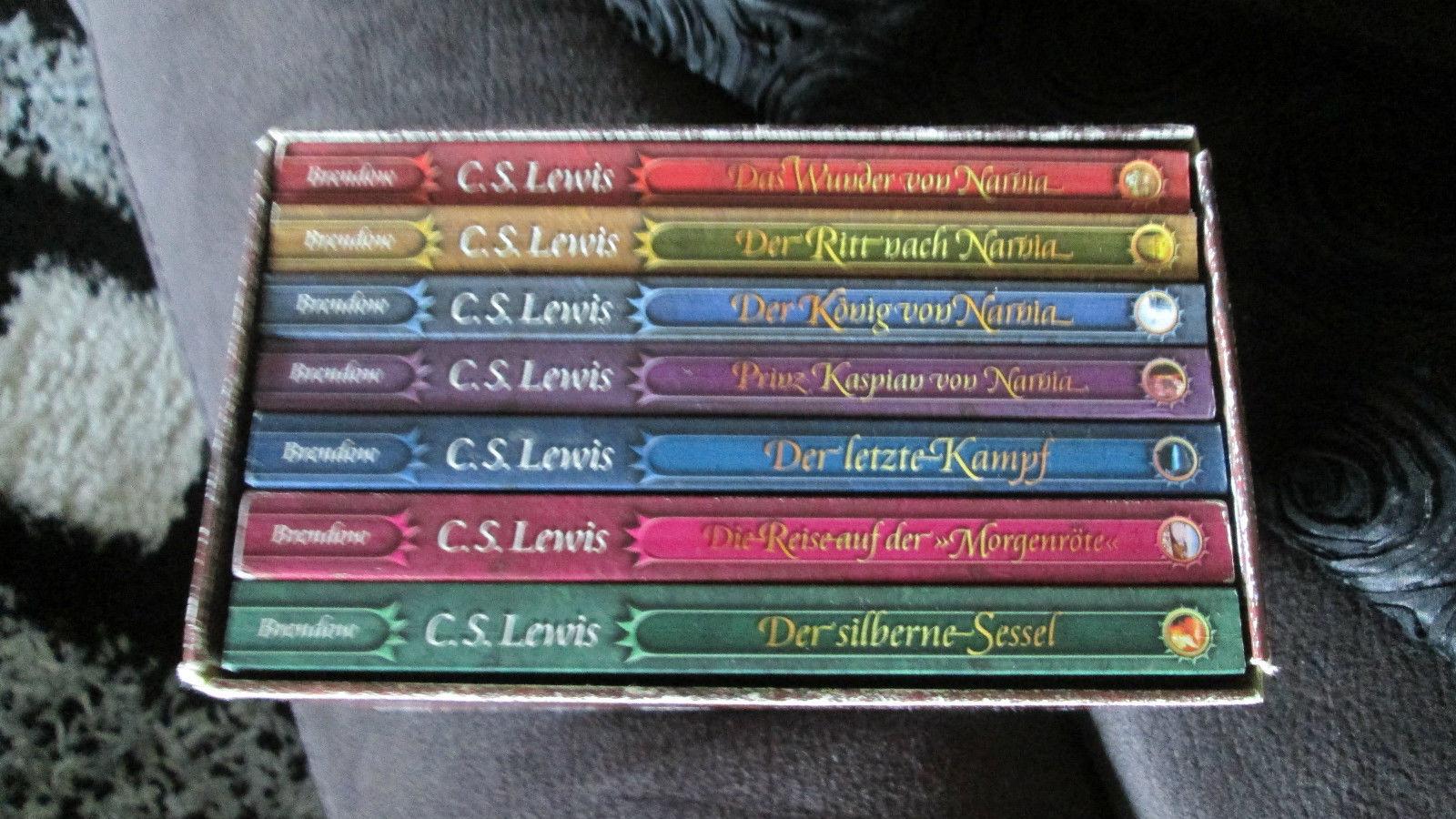 C.S. Lewis Narnda Büchersammlung