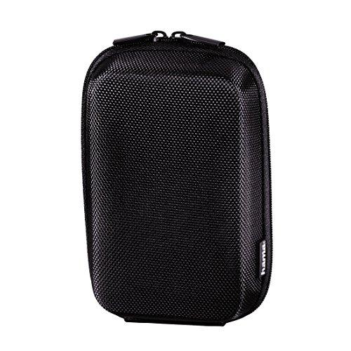 Hama Hardcase Kameratasche für eine Digitalkamera, Hardcase Colour Style 80M, Schwarz