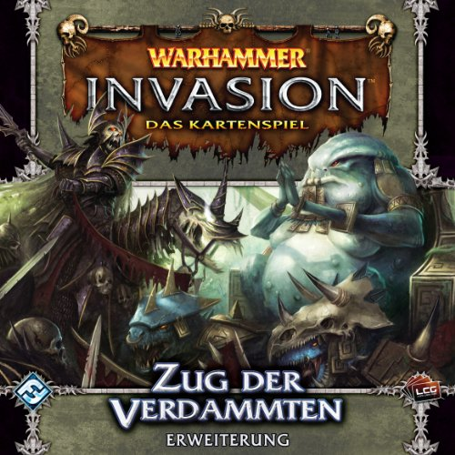 Heidelberger HE217 - Warhammer Invasion: Zug der Verdammten - Erweiterung
