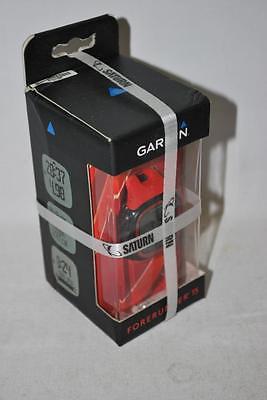Garmin Forerunner® 15 GPS-Laufuhr Sportuhr Fitness-Tracker Rot/Schwarz Neu + OVP
