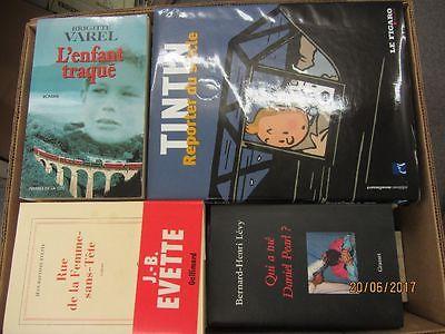 57 Bücher französische Bücher Romane Sachbücher Kinderbücher u.a.