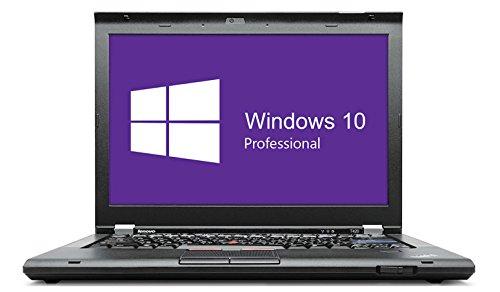 Lenovo Thinkpad T420 Notebook   14 Zoll   Intel Core i5-2520M @ 2,5 GHz   4GB DDR3 RAM   128GB SSD   DVD-Brenner   Windows 10 Pro vorinstalliert (Zertifiziert und Generalüberholt)