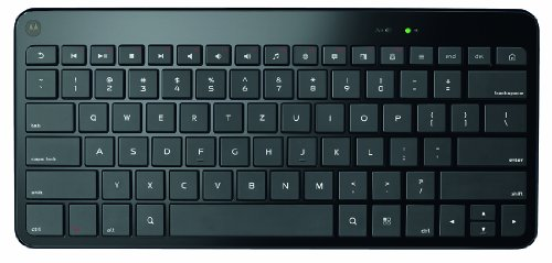 Motorola Bluetooth Tastatur inkl. Maus (QWERTZ)