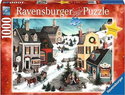 RAVENSBURGER PUZZLE*1000 TEILE*THE JOY OF CHRISTMAS*WEIHNACHTEN*RARITÄT*OVP