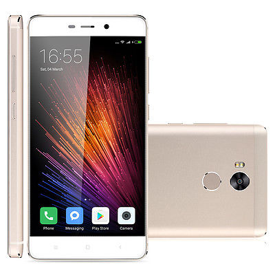 5.0'' XIAOMI Redmi Note 4 3+32GB  Android 6.0 Octacore 4G Smartphone 13MP Handy