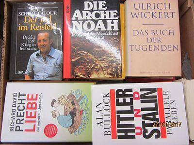 34 Bücher Sachbücher Wissenschaft Wirtschaft Politik Zeitgeschichte