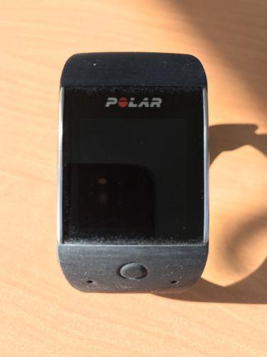 Polar M600 Smartwatch inklusive Brustgurt für Herzfrequenz mit Bluetooth