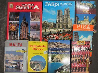 87  Bücher Reiseführer nationale und internationale Reiseführer