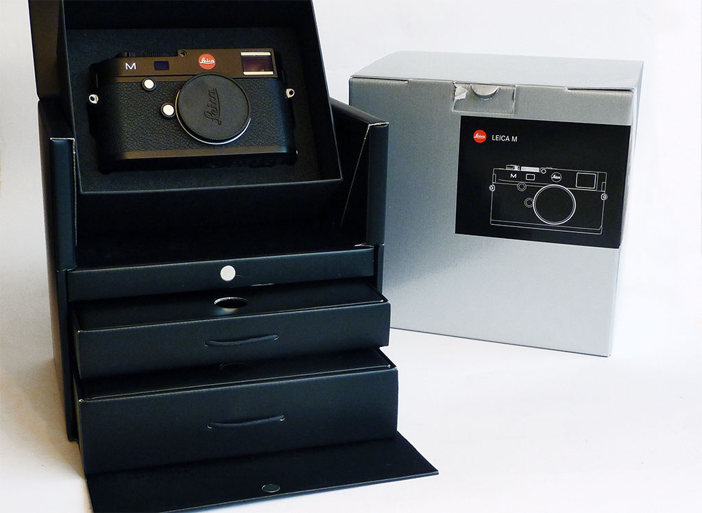 Leica M Typ 240 Schwarz 10770