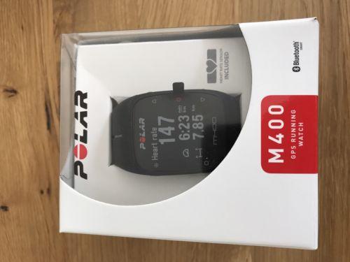Polar M400 Laufuhr ~neuwertig~ mit Herzfrequenz-Sensor
