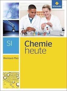 Chemie heute SI / Chemie heute SI - Ausgabe 2016 für Rheinland-Pfalz (2016, Geb…