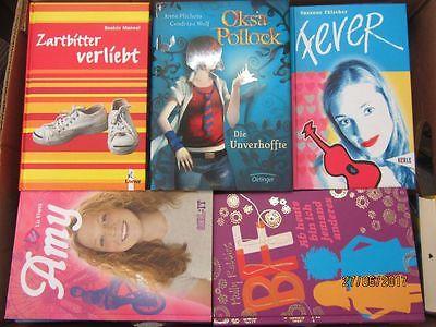 48 Bücher Jugendromane Jugendbücher für Mädchen junge Leser Top Titel