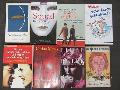 130 Bücher Taschenbücher verschiedene Verlage