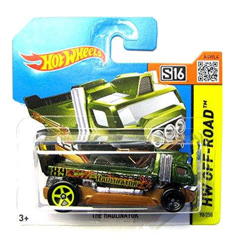 Hot Wheels The Haulinator oliv 90/250 1:64