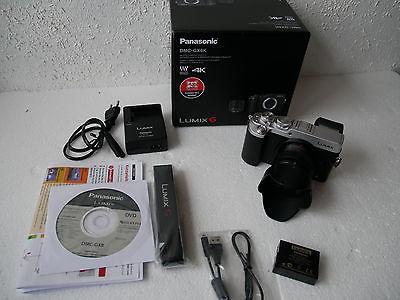 Panasonic LUMIX DMC-GX8 20.3MP Digitalkamera mit 14-42mm Objektiv