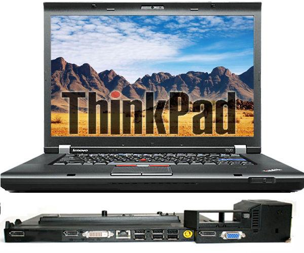 Lenovo ThinkPad T510 Core i5 2,4GHz,15,6 Zoll 3GB, DVDRW  WiFi TOP A WARE