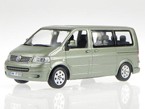 VW T5 Multivan 2003 fresco green Modellauto Minichamps 1:43