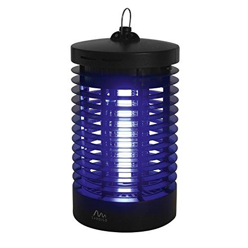 Gardigo Insektenvernichter mit UV-Licht, Insektenschutz für 25 m², Mückenschutz tötet Mücken und Insekten