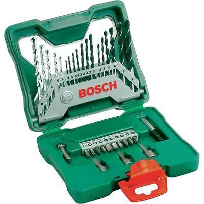 Bosch Universal-Bohrersortiment 33teilig X-Line 2607019325