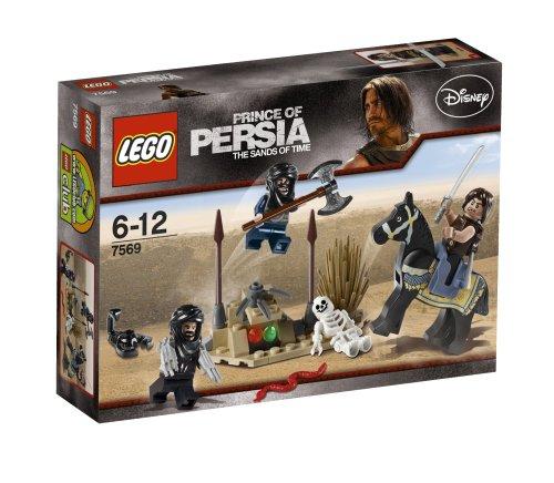 Lego Prince of Persia 7569 - Wüstenversteck