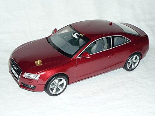 Audi A5 A 5 Coupe Rot 2007 Granat 1/18 Norev Modellauto Modell Auto