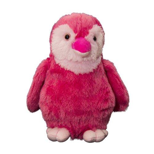 Wild Planet K7686 - Kuscheltier Pinguin, 20 cm, pink