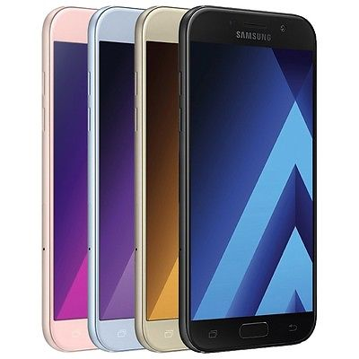 Samsung Galaxy A5 2017 A520F Android Smartphone Handy ohne Vertrag LTE/4G WOW!