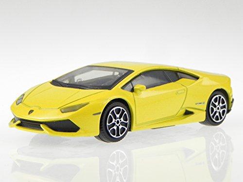 Lamborghini Huracan LP 610-4 gelb Modellauto 30290 Bburago 1:43