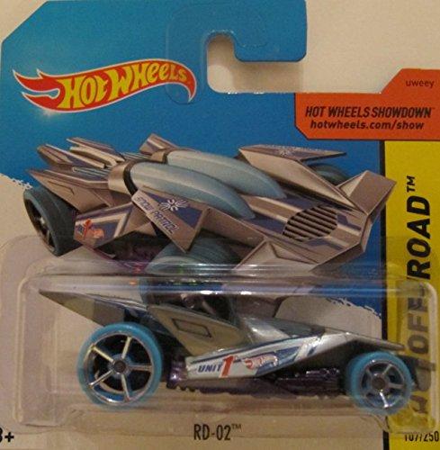 Hot Wheels 2015 - RD-02 - HW OFF-ROAD No.107/250