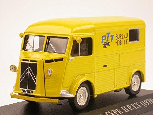 Citroen Typ H PTT Postauto 1970 Modellauto 1:43